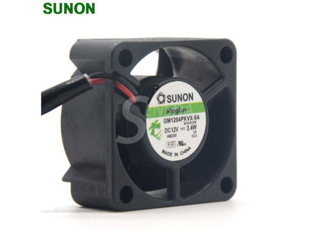 SXDOOL mini fan MF15B-05LA 5V 0.03A 1.5cm 15mm 1505 15x15x5mm 3wire 3pin server cooling