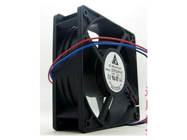 SXDOOL quiet G1238E24B2 12038 24V 0.60A axial cooling fan