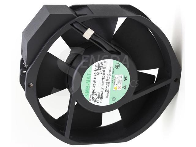 for NMB 5915PC-20W-B20-S12 17238 200V 25//28W Cooling Fan