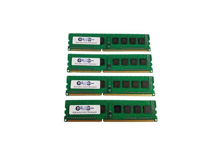 4x4GB ECC REGISTER B128 RAM Memory 4 HP//Compaq ProLiant DL360p Gen8 16GB G8