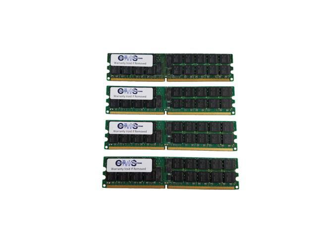 2x2GB 4GB MEMORY RAM Compatible with IBM System x3500 7977-xxx PC5300 DDR2 FB