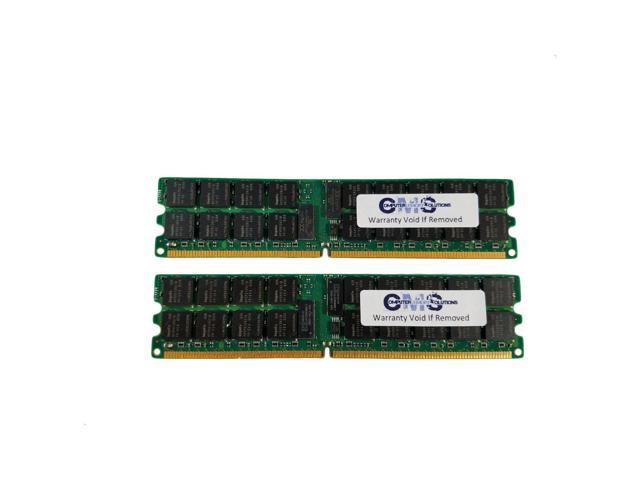 8GB 2x4GB PC2-5300 ECC FB-DIMM for Dell PowerEdge 2950 III Server NOT FOR PC