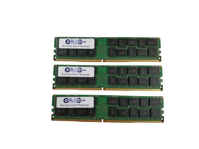 48GB (3X16GB) Memory RAM Compatible with Dell PowerEdge R730, PowerEdge  R730xd, PowerEdge T630 For Servers Only BY CMS C85 - Newegg com