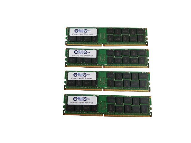 PARTS-QUICK BRAND 32GB Memory for Supermicro SuperServer F618H6-FT+ Super X10DRFF-CG DDR4 PC4-2400 MHz RDIMM