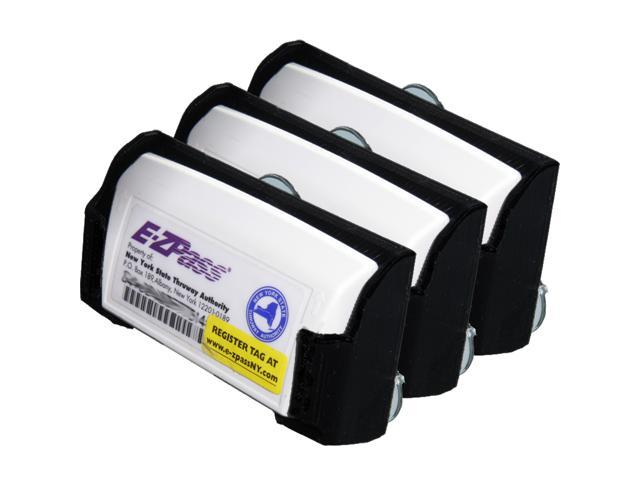 Toll Transponder Holder for new I-Pass and EZ Pass 3 Point Mount (3 Pack) -  Newegg com