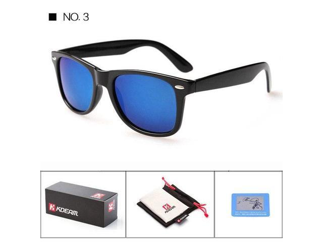 With Sunglasses Style Polaroid Brand Driving Original Case Classical Hd Sun Women Kd2140 Lens 2019 Glasses Polarized Men Kdeam Yv6gyf7b