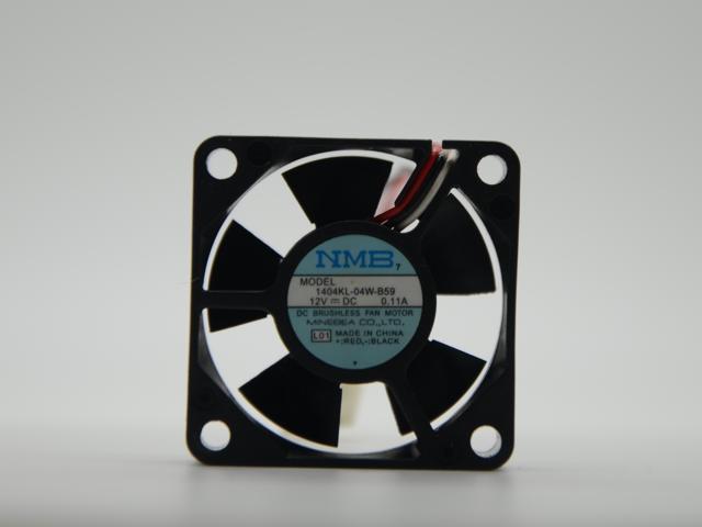 NMB 3510 1404KL-04W-B59 35mm DC 12V 0.11A 3.5CM cooling fan 35 10MM 35