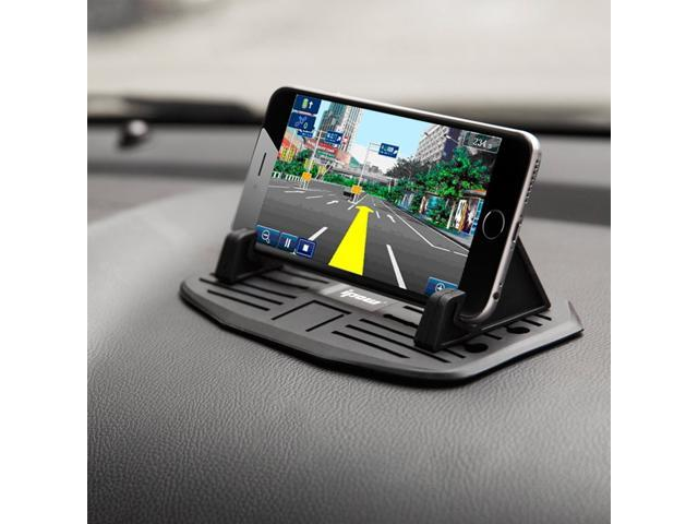 51edab3d1714d Ipow Car Silicone Pad Dash Mat Cell Phone Car Mount Holder Cradle Dock For  Phone Samsung