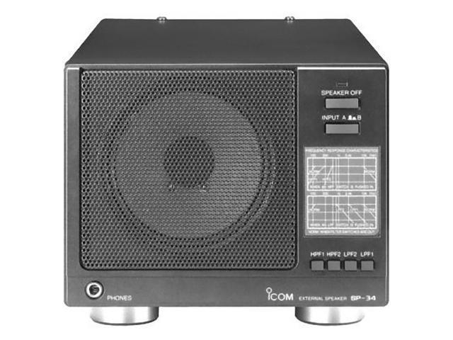 Authorized Dealer! Yaesu SP-20 External Speaker for FTDX3000D// FTDX1200