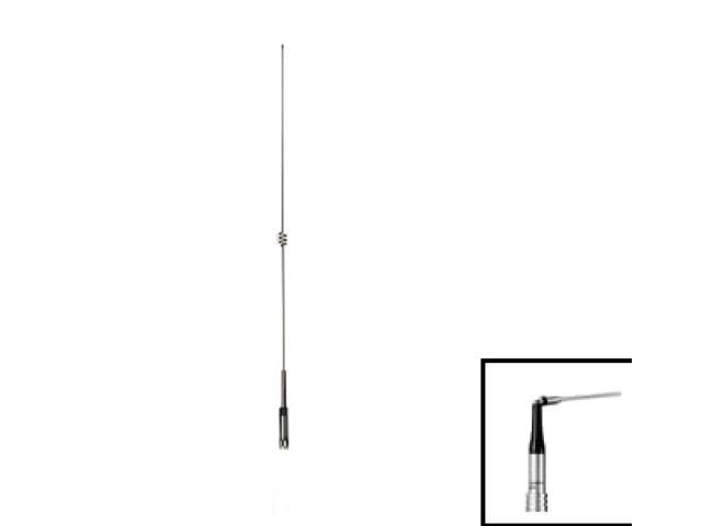 Diamond Antenna NR770HA Dualband 2m/70cm Mobile Antenna with UHF Connector  and Fold Over Hinge, 40