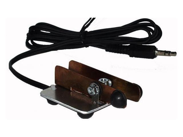 MFJ-561 Iambic paddle for Morse code, miniature - Newegg com