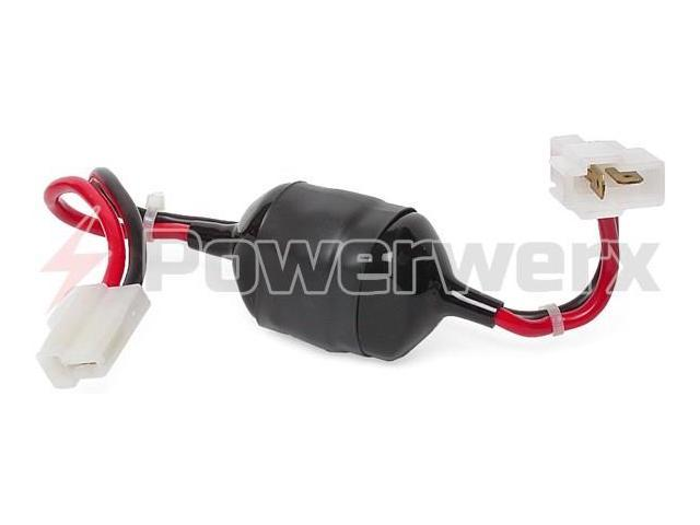 Powerwerx LF-1-OEM DC Line Noise Filter (20 Amps max) with OEM-T In-Line  Connectors - Newegg com