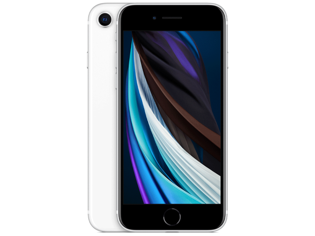 Apple iPhone SE (2020) 64GB Dual SIM GSM/CDMA Fully Unlocked Phone