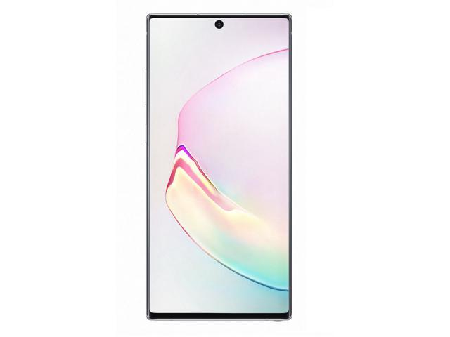 Samsung Note 10+ N975F 256GB DUOS GSM Unlocked Android Phone (International Variant/US Compatible LTE)