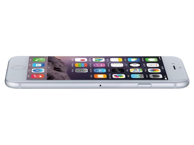 Used - Good: Apple iPhone 6 Plus 16GB Unlocked GSM 4G LTE Dual-Core Phone  w/ 8MP Camera - Silver - Newegg com