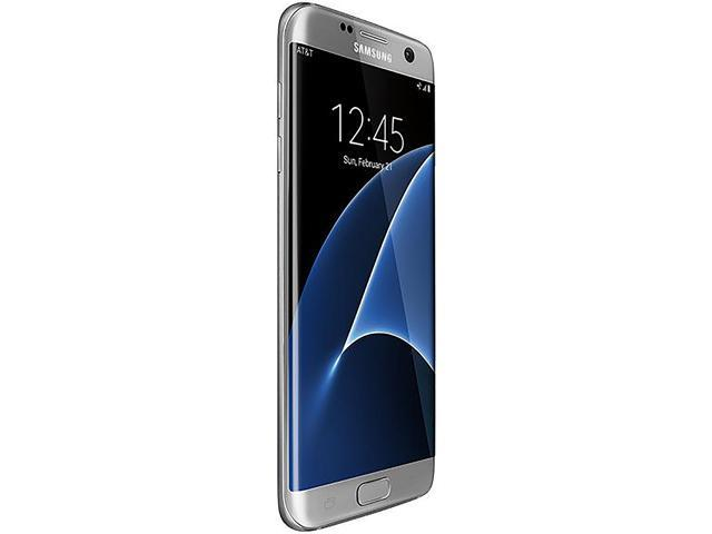 Refurbished: Samsung S7 Edge G935A 32GB AT&T Unlocked GSM 4G LTE Android  Phone w/ 12MP Camera - Silver Platinum - Newegg com