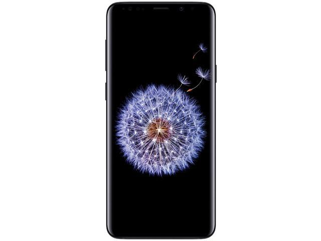Samsung Galaxy S9+ G9650 64GB Single SIM Unlocked GSM 4G LTE Phone w/ 12 MP  Camera - Midnight Black (International Version) - Newegg com