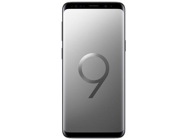 Samsung Galaxy S9 G9600 64GB Single SIM Unlocked GSM 4G LTE Phone w/ 12 MP  Camera - Titanium Gray (International Version) - Newegg com