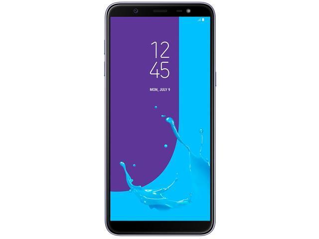 Samsung Galaxy J8 J810M/DS 32GB Unlocked GSM Dual-SIM Phone w/ Dual 16 MP +  5 MP Camera - Lavender (International Version) - Newegg com