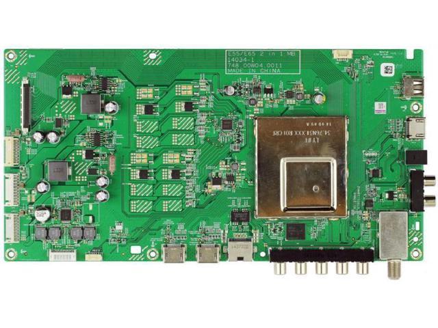 E55-C2 LWZ2SHAR LWZJSHAR 75.500W0.1C0 791.00W10.C004 755.00W01.C001 Main Board