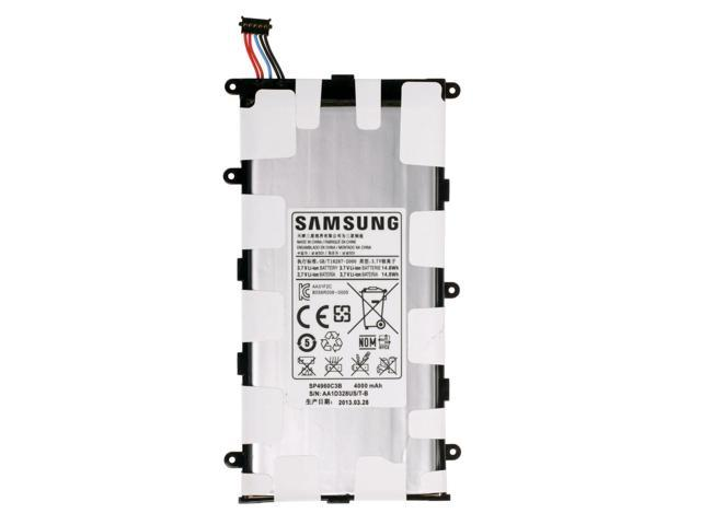 Emergency Backup Portable Battery Charger for Samsung Galaxy Tab 2 10.1 GT-P5113