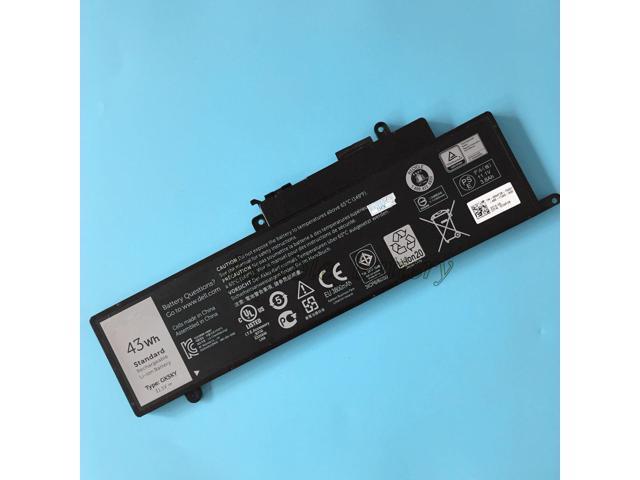 Original Genuine Battery GK5KY For Dell Inspiron 13 7000 7347 7352 11