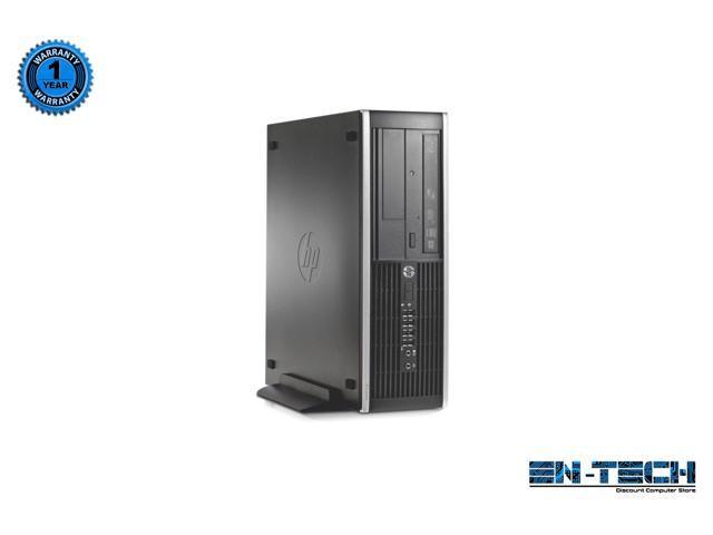 HP Compaq 6300 Pro SFF Standard PC - Intel Core i7 3770 3rd Gen 3 4 GHz 8GB  DIMM DDR3 SATA 3 5