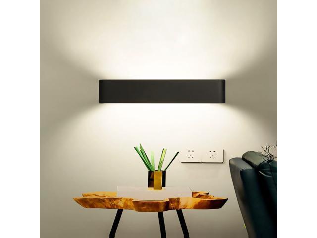 JIAWEN Modern Minimalist LED Wall Lamps Bedroom Bedside Lamp Creative  Bathroom led Lights 18W led indoor wall Lighting AC85 - 265V