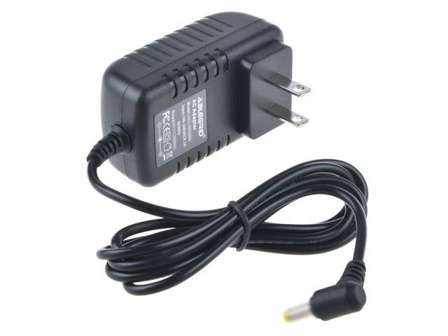 Ablegrid Ac Adapter Rapid Charger For Sylvania Portable Dvd Player Power Supply Cord Newegg Com