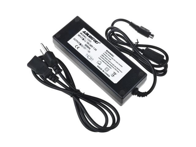 4-Pin 24V 6A AC Adapter For JVC LT-23X576 LCD TV Power Supply Charger PSU Cord