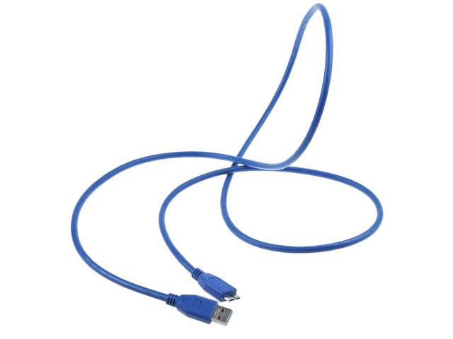 Accessory USA USB 3.0 Cable PC Data SYNC Cord for Toshiba 1TB Canvio Basics USB3 2.5 Portable External Hard Drive HDTB310EK3AA HDTC610XL3B1 v63700-A