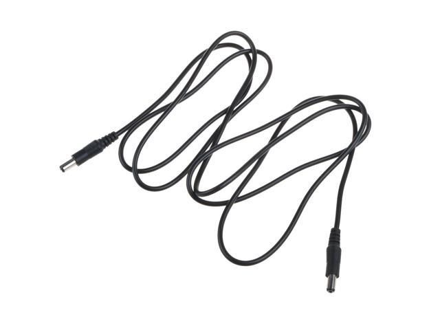 DC Power Cord Extension Cable For Shure Jumper 95B8420 Fits ua844 UA844-P4 RCVR
