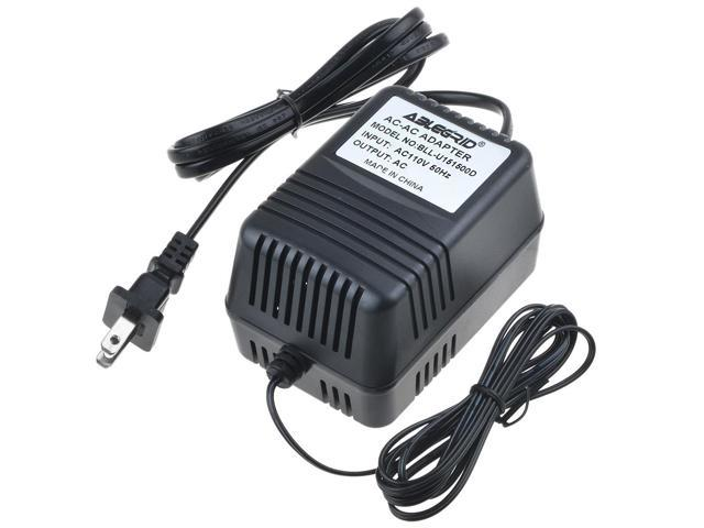 ABLEGRID 24V AC//AC Adapter Fit for Model FL-48240750A FL48240750A Class 2 24VAC Power Supply Cord Cable PS Charger Mains PSU