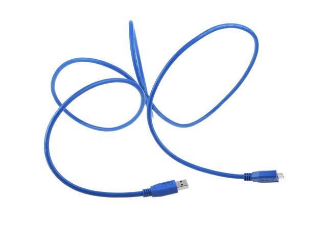 Accessory USA USB 3.0 Cable Cord Lead Compatible with Seagate Backup Plus Portable STBU1000200 STBU1000201