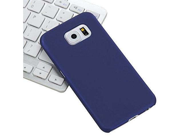 best loved 3186c 66675 Samsung Galaxy S7 Edge Case - Arpiel - Slim Matte Rubberized Plastic Hard  Case (Blue) - Newegg.ca