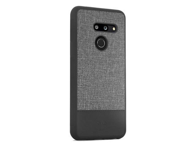 size 40 0fcb9 e637e Blu Element Chic Collection Case Gray/Black for LG G8 ThinQ Cases -  Newegg.ca