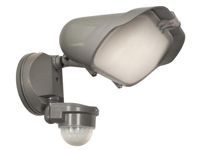 PowerZone Led Security Light 50000 Hr 70 Cri 5000 K Ip54 Enclosure 58 W Led  Lamp 5500 Lumens - Newegg com