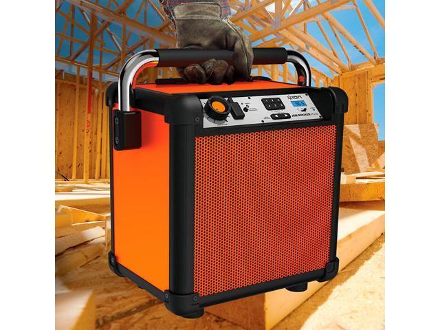 AC Power Cord Cable for Ion Audio Job Rocker Plus Bluetooth Portable Jobsite