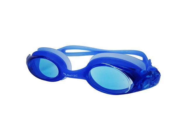 49e7ee7d627 Palantic Blue UV Farsighted Prescription Corrective Swimming Goggles (+2.0)
