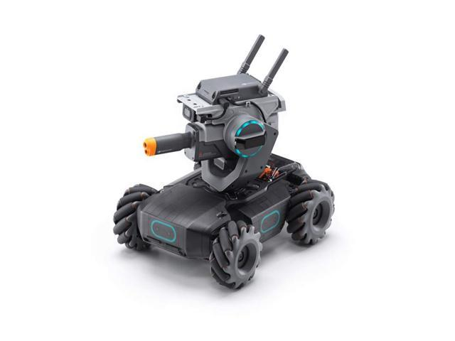 Dji Intelligent Educational Robot Stem Toy Robomaster S1 With Programmable Modules Scratch And Python Coding Newegg Com