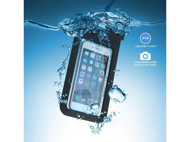 finest selection 3068c f0d3e 100% Waterproof Case Underwater Dry Bag Pouch for iPhone 6 6s plus 5 5c 5s  4s for Samsung galaxy s7 s6 s5 s4 huawei xiaomi - Newegg.ca