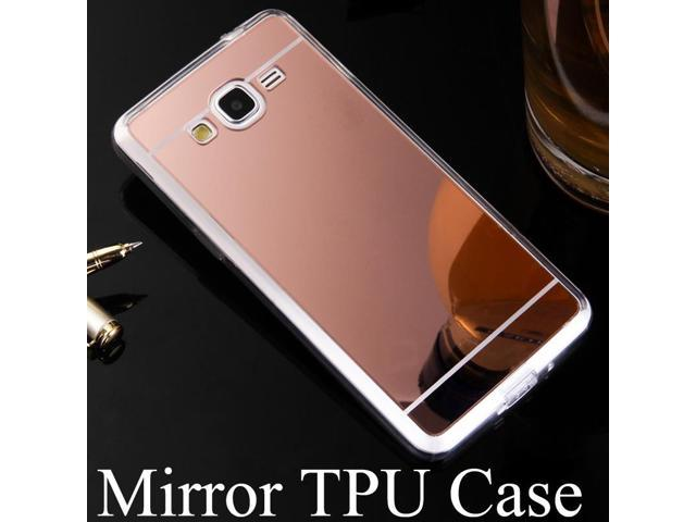 low priced 14b77 3dd3d Phone Case For Samsung Galaxy J2 Prime Electroplating Mirror TPU Mobile  Phone Cover Cases For Galaxy J2 Prime - Newegg.com