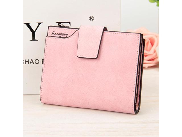 a28607a15fba Wallet Women's Vintage Fashion Top Quality Small Wallets PU Leather Purse  Female Money Bag Small Zipper Coin Pocket Brand Hot - Newegg.com