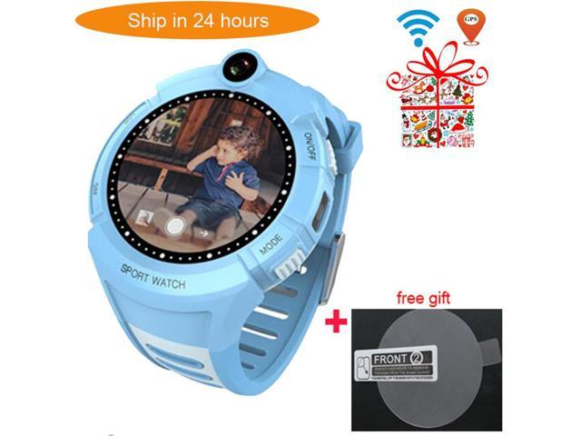 VM50 Q360 Kids Smart Watches with Camera GPS WIFI Location Child smartwatch  SOS Anti-Lost Monitor Tracker baby watch PK Q528 Y1 - Newegg ca