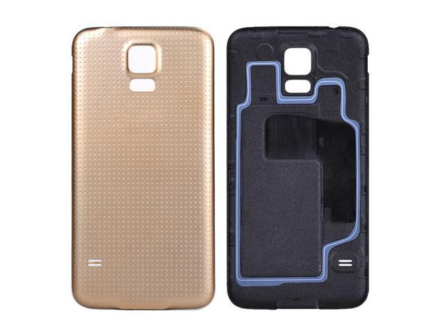 timeless design 0ec05 1c6d5 OEM Housing Battery Door Back Cover Replacement Case for Samsung Galaxy S5  i9600 for Samsung S5 Door Case Phone Cases with Logo - Newegg.ca