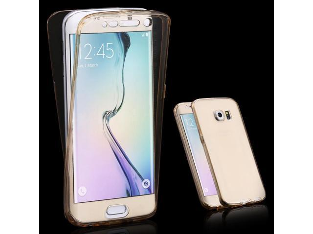 separation shoes 39ee0 6ba75 Clear Full Coverage Case S7 /S7 Edge Transparent 360 Degree Protective  Phone Cover for Samsung Galaxy S7/S7 Edge TPU Accessories - Newegg.com