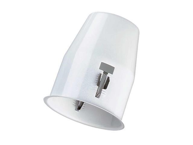 Ceiling Lights White Metal Flush Cannister For Light Renovator S Supply Newegg