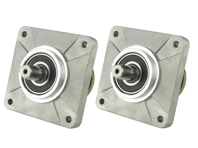 Two (2) Pack Erie Tools Lawn Mower Deck Spindle Assembly Fits MTD 918-0240  918-0240A 918-0240C 918-0430A 918-0430B 918-0430C - Newegg com