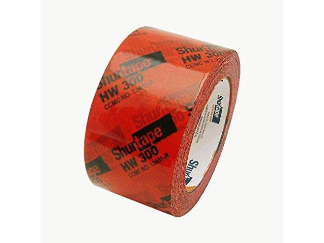 AGN 134338 Shurtape HW-300 Housewrap Sheathing Tape: 2-1/2
