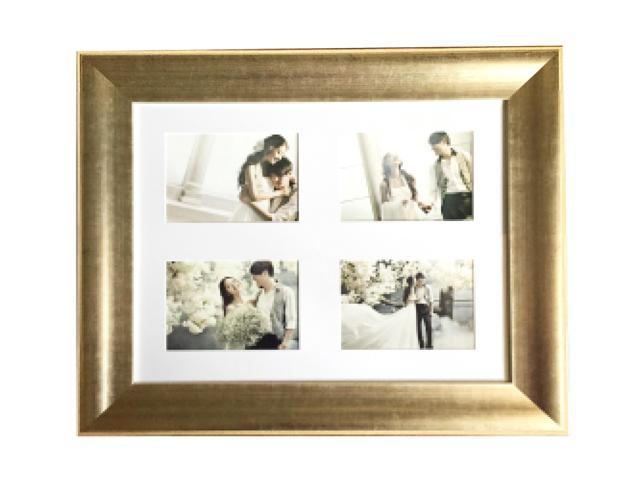 Lilian PC antique gold Collage Picture Frame 16x20Inch - 4 op ...
